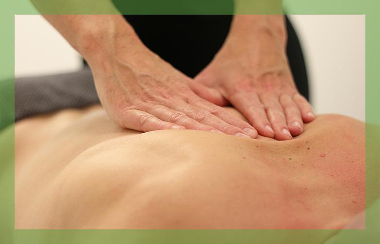 Kosmetikinsel Sabine Sammet Massage
